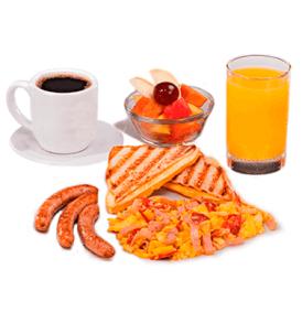 Desayuno Aleman