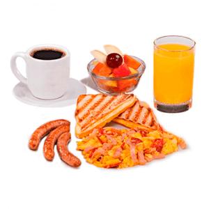 Desayuno Germano