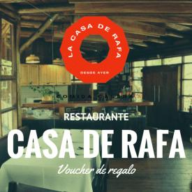 Casa de Rafa Restaurante