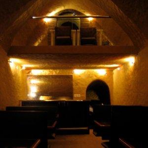 Almuerzo a oscuras para 2 en La Cueva de la Casa de Rafa – Restaurante
