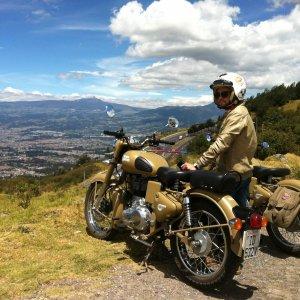 Experiencia – Excursión de 1 día en Moto Royal Enfield – 1 persona.