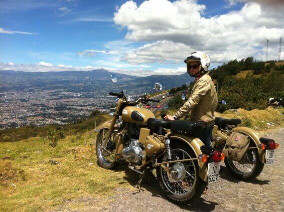 Excursión de 1 día en Moto Royal Enfield