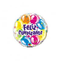 Globo adicional Feliz cumpleaños