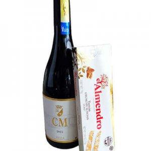 Turron y Vino de la Rioja