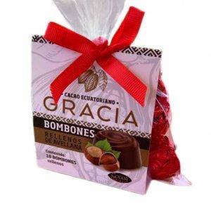 San Valentin Gracia 10 Bombones